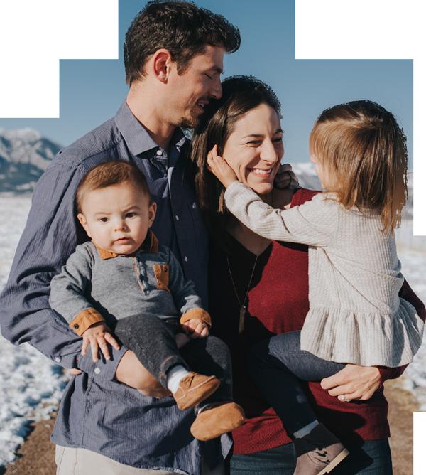 familia feliz con seguro de vida mexico